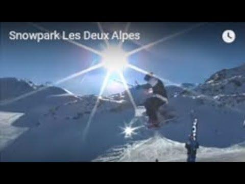 Snowpark Les Deux Alpes