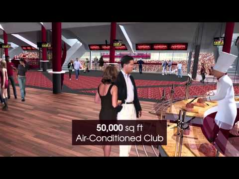 seats - The Champions Club is a premium club seating experience surrounding the University Center Club located in Doak Campbell Stadium. This exclusive section allows FSU fans to hear the roar of the...