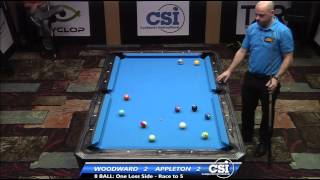 2014 CSI USBTC 8 Ball: Darren Appleton Vs Skyler Woodward