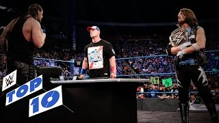 Nonton Top 10 Smackdown Live Moments  Wwe Top 10  Jan  3  2017 Film Subtitle Indonesia Streaming Movie Download