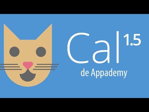 Video of Cal de Appademy