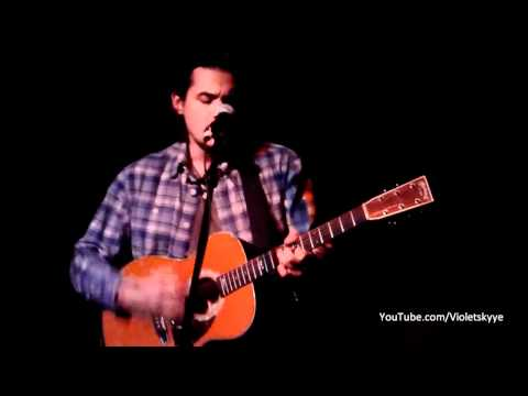 "John Mayer LIVE ACOUSTIC ""Slow Dancing In A Burning Room"" Hotel Cafe 1/8/11"