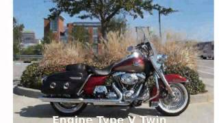 7. 2009 Harley-Davidson Road King Classic Review & Features