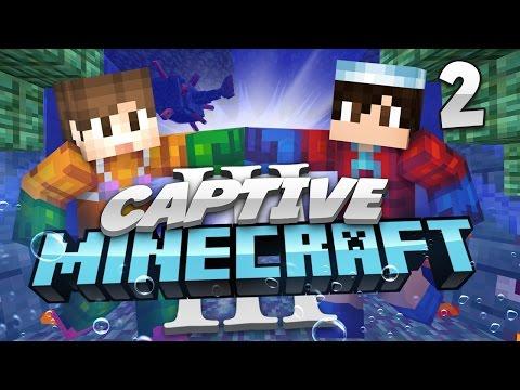 Minecraft Captive Minecraft 3: E2 - Atlantean Guard?