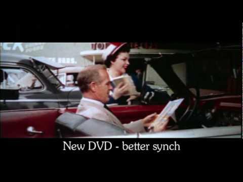 A Star Is Born - 2010 Blu-ray vs. 2000 DVD audio synch comparison