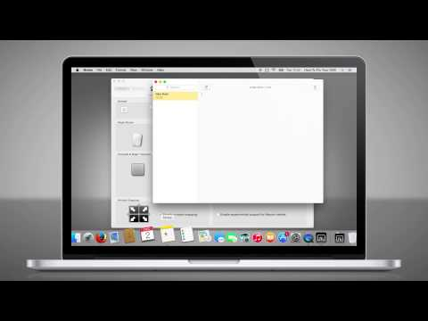 how to snap windows in mac os x