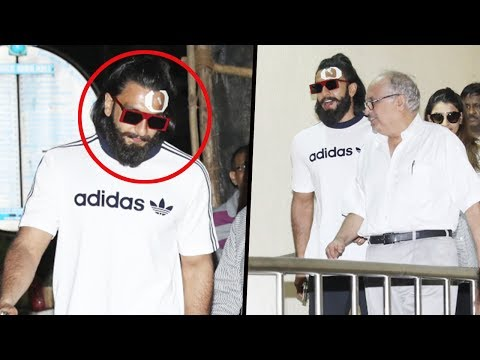 Ranveer Singh Badly INJURED On The Sets Of Padmava