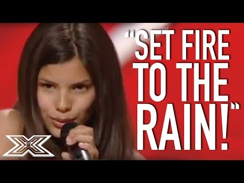 """Set Fire To The Rain"" X Factor Ukraine Cover! 