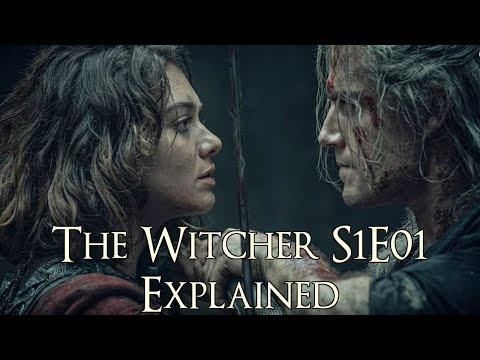 The Witcher S1E01 Explained (The Witcher Netflix Series, The End's Beginning Explained)