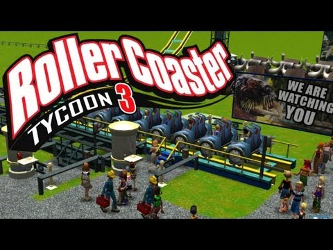 Rollercoaster Tycoon 3 - Welcome to Valhalla Video