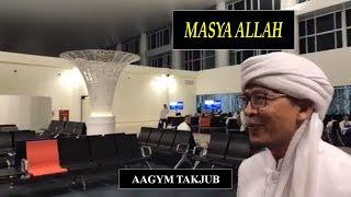Video Takjub Aagym setelah melihat bandara kertajati Jawa Barat MP3, 3GP, MP4, WEBM, AVI, FLV Oktober 2018