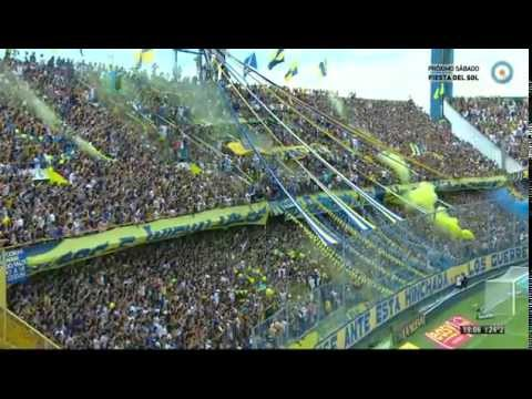 Video - Recibimiento Rosario Central - Tigre 2015 HD - Los Guerreros - Rosario Central - Argentina