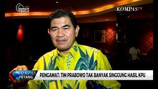 Video Pengamat: Tim Prabowo Sedikit Bawa Bukti Kecurangan MP3, 3GP, MP4, WEBM, AVI, FLV Juni 2019