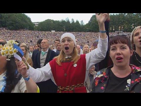 Η Γιορτή Τραγουδιού της Εσθονίας
