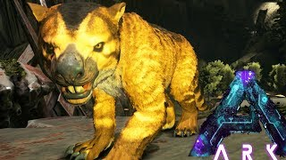 ARK Aberration - PERFECT FOR ABERRATION! NEW ABERRANT THYLAC TAMING! - (9) Ark Aberration Modded