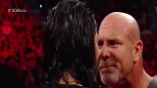 Nonton Goldberg & Roman Reigns Attack Braun Strowman WWE RAW 1217   WWE RAW 2nd January 2017   YouTube Film Subtitle Indonesia Streaming Movie Download