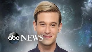 Video Hollywood Medium Tyler Henry | Behind the Scenes MP3, 3GP, MP4, WEBM, AVI, FLV September 2018