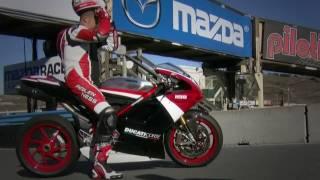 8. Ducati Superbike 1198 R Corse Special Edition @ Laguna Seca (feat. Gyro Cam) v3
