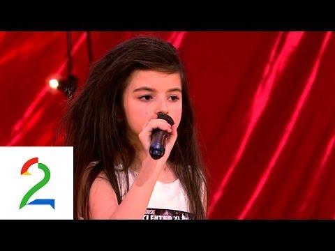 Angelina Jordan (7) - Gloomy Sunday (Norways Got Talent 2014)