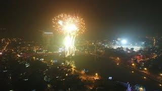 Phản ánh: Uông Bí hân hoan chào năm mới