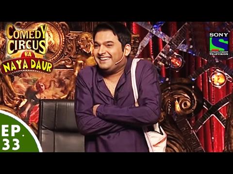 Comedy Circus Ka Naya Daur – Ep 33 – Kapil Sharma Wants To Become A Writer