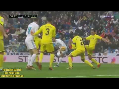 Real Madrid vs Villarreal 0-1 All Goals ZINEDINE ZIDANE OUT!!! 13-01-2018