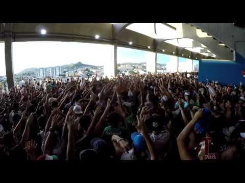 Saída Bravo 52 - Vasco 0 x 3 Fluminense - O Bravo Ano de 52 - Fluminense