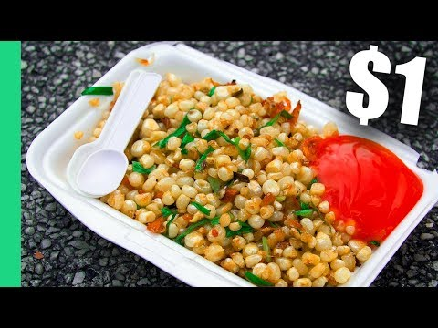 10 Foods under $1 in Saigon, Vietnam - Street Food Dollar Menu