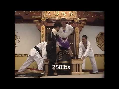 pic kungfu Iron crotch penis