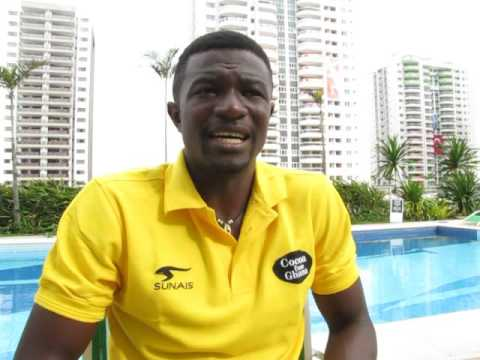 Video: Rio 2016: Ghana's Emmanuel Dasor talks about Olympic experience