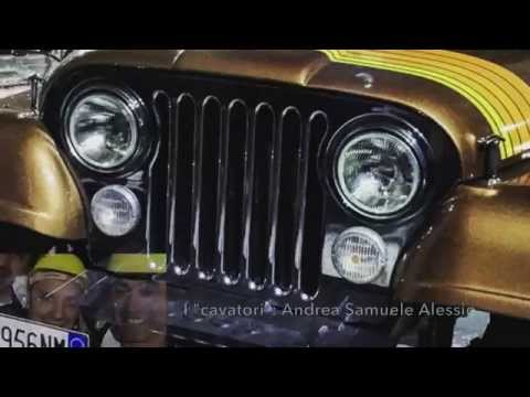 Preview video Carrara Off-Road 4x4: Giro delle cave