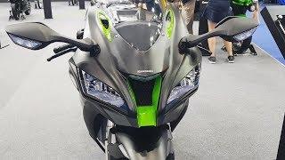 9. 2018 Kawasaki ZX-10R se