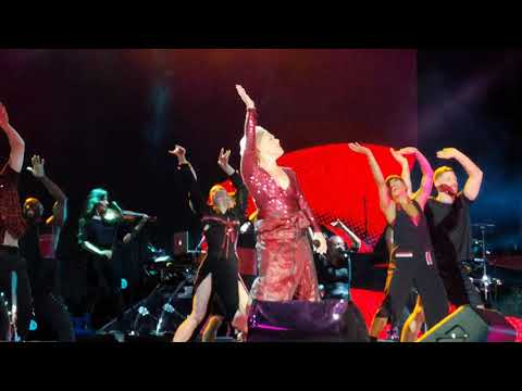 Pink - Blow Me (One Last Kiss), RDS Dublin