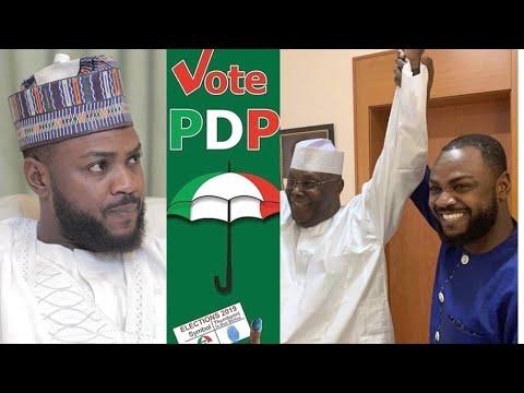 Labari da dumi Adam A Zango ya sauya sheka daga APC zuwa PDP yanzunnan