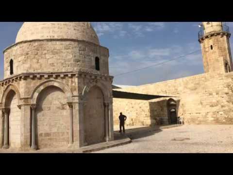 40차 이스라엘 성지 순례 스케치(동영상)