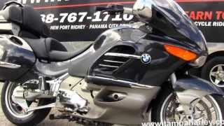 3. Used motorcycles for sale 2005 BMW K1200LT with ABS