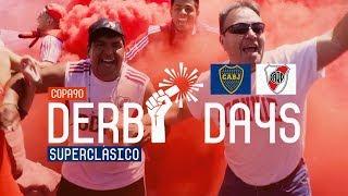 Video The Biggest Game of All Time | Derby Days Superclásico | Boca Juniors v River Plate MP3, 3GP, MP4, WEBM, AVI, FLV Desember 2018