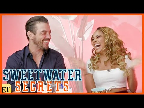 LIVE With Vanessa Morgan & Skeet Ulrich | Sweetwater Secrets