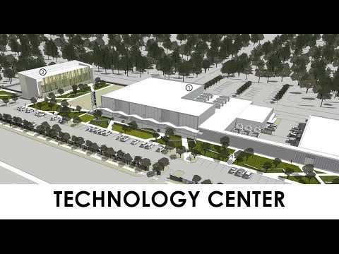 Planned technology center to include new home for UMMC telehealth operations