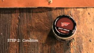 Download Lagu Red Wing Shoes // Smooth Finished Leather Care Instructions Mp3