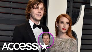 Emma Roberts Ends Engagement With Evan Peters & Moves On With Garrett Hedlund (Reports)   Access