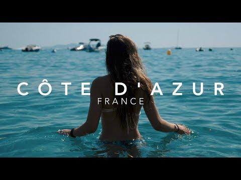 CÔTE D'AZUR   France, August 2017