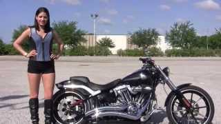 5. Used 2013 Harley Davidson FXSB Softail Breakout Motorcycles for sale