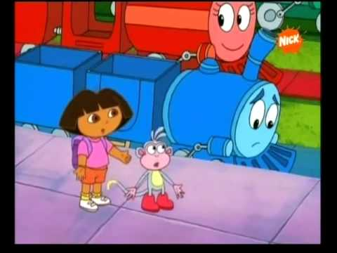 video que enseña un mensaje subliminal en la serie infantil Dora la Exploradora