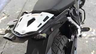 10. BMW G650 Xcountry stand
