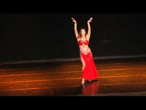 Sadie – Drum Solo Belly Dance