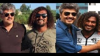 The Legendary Partnership of Ajith and Stunt Silva Continues in 'Thala 56'
