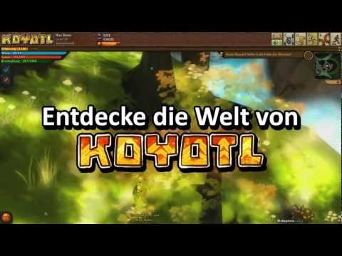 Watch Koyotl Browser Game Trailer