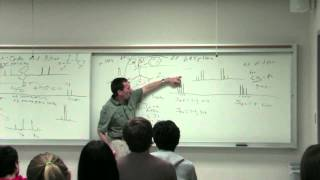 Chem 203. Organic Spectroscopy. Lecture 12. Coupling Analysis In Systems
