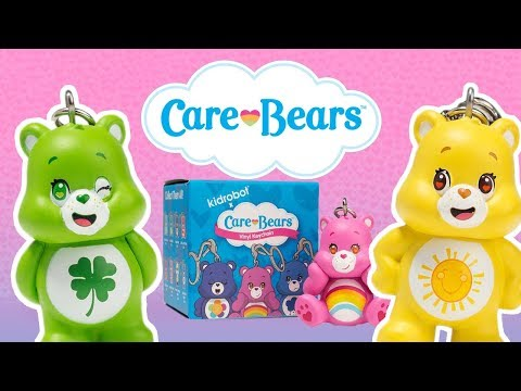 THE CUTEST CARE BEARS BLIND BOXES! Toy Box Collectibles